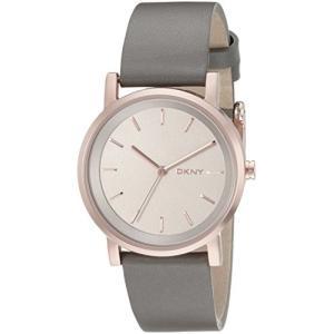 当店1年保証 ダナ・キャラン・ニューヨークDKNY Women's NY2341 SOHO Grey Watch|planetdream