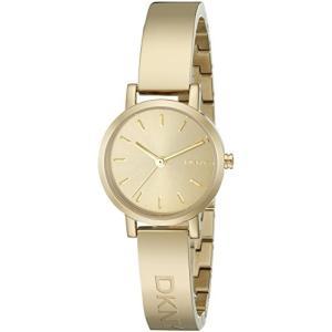 当店1年保証 ダナ・キャラン・ニューヨークDKNY Women's NY2307 SOHO Gold Watch|planetdream