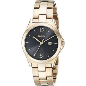 当店1年保証 ダナ・キャラン・ニューヨークDKNY Women's NY2366 PARSONS Gold Watch|planetdream