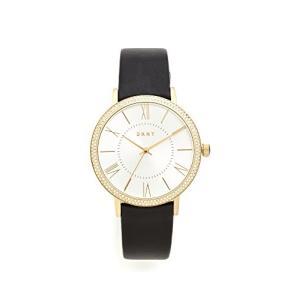 当店1年保証 ダナ・キャラン・ニューヨークDKNY Women's Willoughby Stainless Steel Analog-Quartz Watch with Leat|planetdream