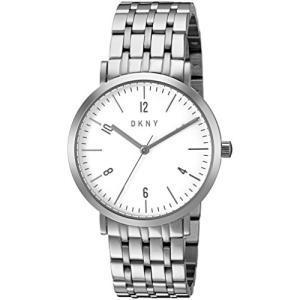 当店1年保証 ダナ・キャラン・ニューヨークDKNY Women's Quartz Stainless Steel Casual Watch, Color:Silver-Toned|planetdream