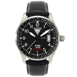 当店1年保証 ユンカースJunkers 150 Years Hugo Junkers Anniversary Watch 6664-2|planetdream