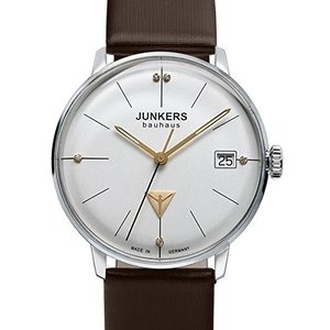 当店1年保証 ユンカースJunkers Ladies'Watch XS Analogue Quartz Leather 60734 Bauhaus|planetdream