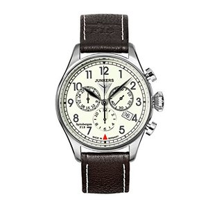 当店1年保証 ユンカースJunkers Spitzbergen F13 Chronograph with Luminous Dial 6186-5|planetdream