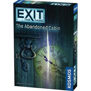 ボードゲームExit: The Abandoned Cabin | Exit: The Game -...