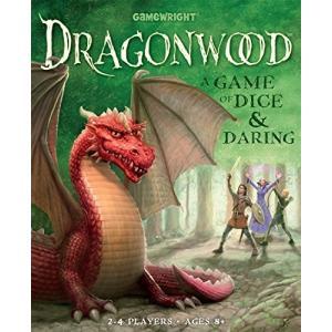 ボードゲームDragonwood A Game of Dic...