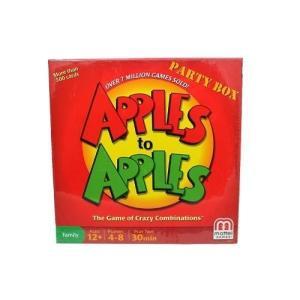 ボードゲームMattel Apples to Apples ...