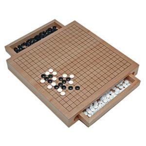 ボードゲームWE Games Wood GO Set wit...