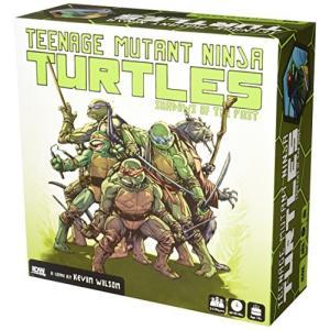 ボードゲームIDW Games Teenage Mutant...