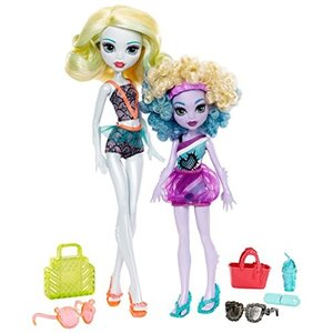 モンスターハイMonster High Monster Family 2-Pack Dolls|planetdream