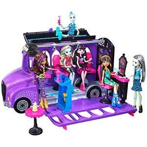 モンスターハイMonster High Deluxe Bus|planetdream