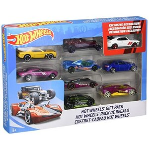 ホットウィールHot Wheels 9-Car Gift Pack (Styles May Vary)|planetdream