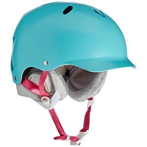 ウォーターヘルメットBern Lenox (Satin Aqua, XS/S) planetdream