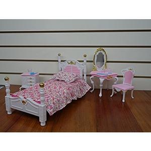 1/6ドールMy Fancy Life Dollhouse Furniture Bed Room and Beauty Play Set|planetdream