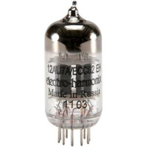 真空管Electro-Harmonix 12AU7 EH Vacuum Tube planetdream