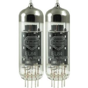 真空管Mullard EL84, Matched Pair (2 tubes) planetdream