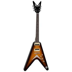 ディーンDean V 79 Electric Guitar, Set Neck Trans Brazilburstの商品画像