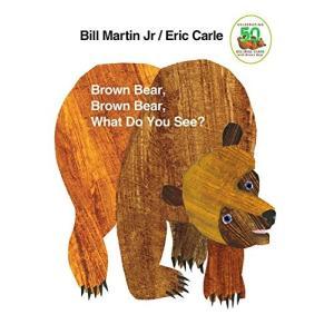 海外製絵本Brown Bear, Brown Bear, What Do You See?|planetdream