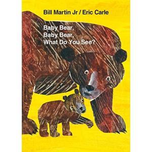海外製絵本Baby Bear, Baby Bear, What Do You See? Board Book (Brown Bear and Friends)|planetdream
