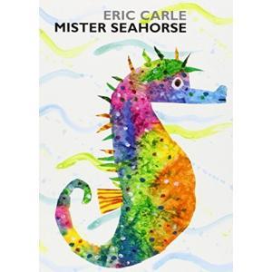 海外製絵本Mister Seahorse: board book (World of Eric Carle)|planetdream