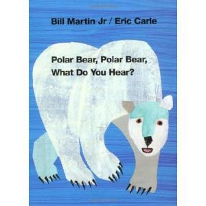 海外製絵本Polar Bear, Polar Bear, What Do You Hear? (Brown Bear and Friends)|planetdream