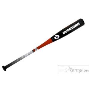 バットDeMarini Vengeance DXVER Senior League USSSA Baseball Bat (29