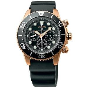 当店1年保証 セイコーSEIKO Prospex Sea Diver's 200m Chronograph Solar Sports Watch Rose Gold SSC618P1 planetdream