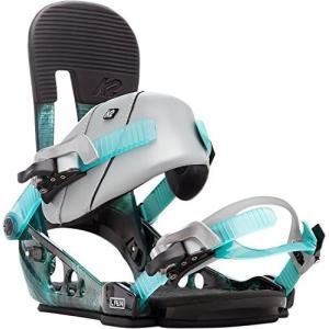 スノーボードK2 Men's Lien FS: Snowboard Bindings (Mineral, XLarge)|planetdream
