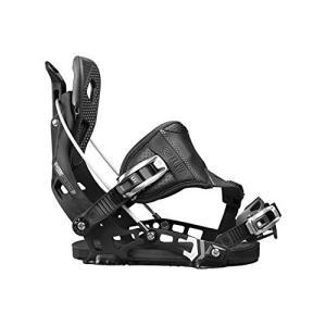 スノーボードFlow NX2 Hybrid Snowboard Binding 2016 - Men's Black X-Large|planetdream