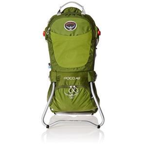 チャイルドバックパックOsprey Packs Poco AG Child Carrier, Ivy Green planetdream