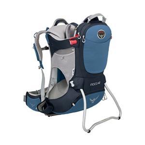 チャイルドバックパックOsprey Packs Poco AG Child Carrier, Seaside Blue planetdream