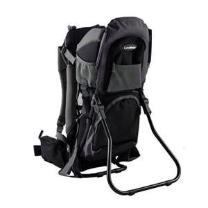 チャイルドバックパックLuvdbaby Premium Baby Backpack Carrier for Hiking with Kids ? Carry Your Child Ergonomically (B planetdream
