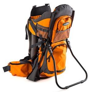 チャイルドバックパックLuvdbaby Premium Baby Backpack Carrier for Hiking with Kids ? Carry Your Child Ergonomically (O planetdream
