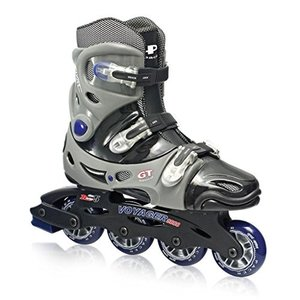 インラインスケートPacer Voyager Adult Recreational Inline Skates|planetdream