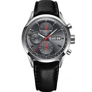 当店1年保証 レイモンドウィルRaymond Weil Men's 7730-STC-60112 Freelancer Analog Display Swiss Automatic Black Watch|planetdream