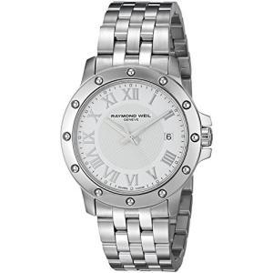 当店1年保証 レイモンドウィルRaymond Weil Men's 5599-ST-00308 Tango Analog Display Swiss Quartz Silver Watch|planetdream