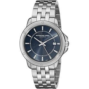 当店1年保証 レイモンドウィルRaymond Weil Men's 5591-ST-50001 Tango Analog Display Swiss Quartz Silver-Tone Watch|planetdream