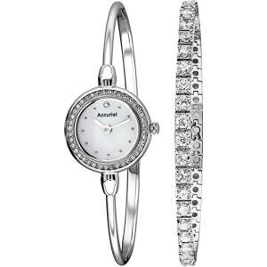 当店1年保証 アキュリストAccurist Ladies Bracelet Gift Set Watch LB1573|planetdream