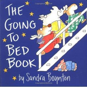 海外製絵本The Going-To-Bed Book|planetdream