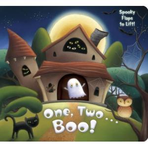 海外製絵本One, Two...Boo!|planetdream