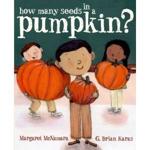 海外製絵本How Many Seeds in a Pumpkin? (Mr. Tiffin's Classroom Series)|planetdream
