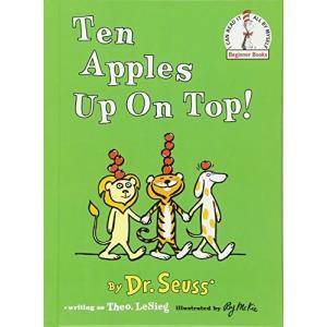 海外製絵本Ten Apples Up On Top!|planetdream