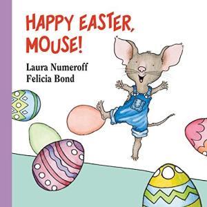 海外製絵本Happy Easter, Mouse! (If You Give...)|planetdream