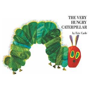 海外製絵本The Very Hungry Caterpillar