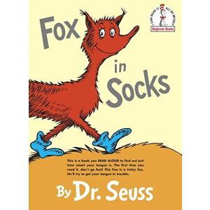 海外製絵本Fox in Socks (Beginner Books)|planetdream