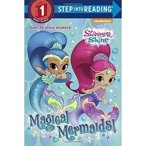 海外製絵本Magical Mermaids! (Shimmer and Shine) (Step into Reading)|planetdream