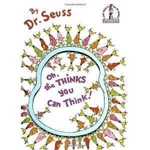 海外製絵本Oh, the Thinks You Can Think!|planetdream