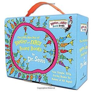 海外製絵本The Little Blue Box of Bright and Early Board Books by Dr. Seuss (Bright & Early Board Books(TM))|planetdream