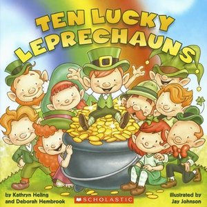 海外製絵本Ten Lucky Leprechauns|planetdream