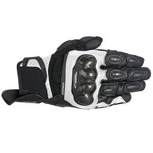 アルパインスターズAlpinestars SP-X AC Men's Street Gloves - Black/White/XXX-Large|planetdream